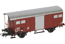 H0 Swiss Freight Waggons
